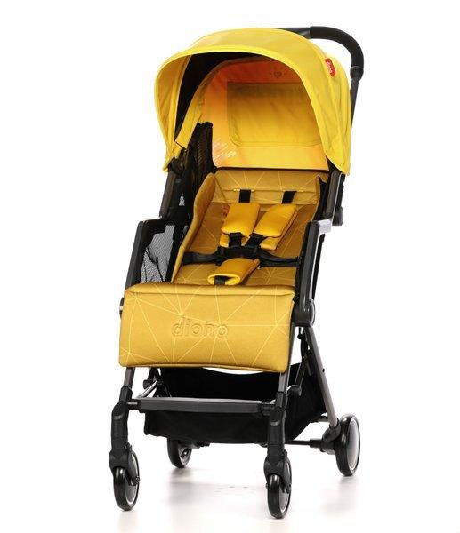 Diono Traverze Yellow Sulphur Linear Sporta rati