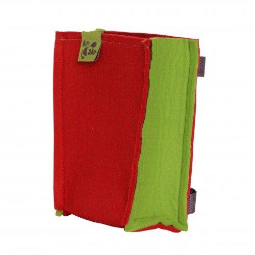 DipDap filca somiņa Dabīgā MSA-1 Red