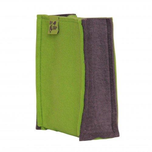 DipDap filca somiņa Dabīgā MSA-3 Green