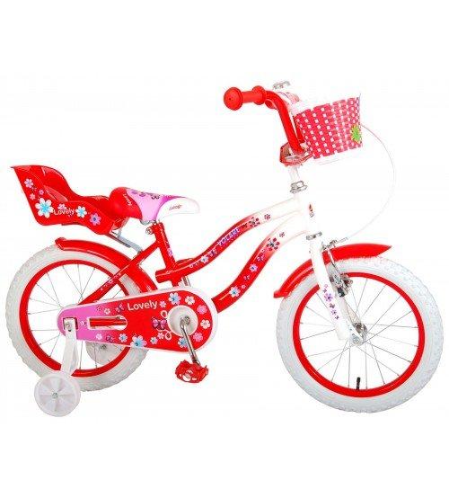"""Divriteņu velosipēds VOLARE Lovely Girl 16"""" VOL2068"""