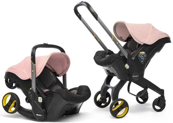 Doona Infant Car Seat & Stroller Blush pink Autosēdeklis - ratiņi 2in1
