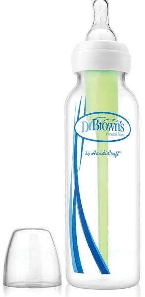 Dr.Browns Natural Flow Options Anti-koliku barošanas pudele, 250ml