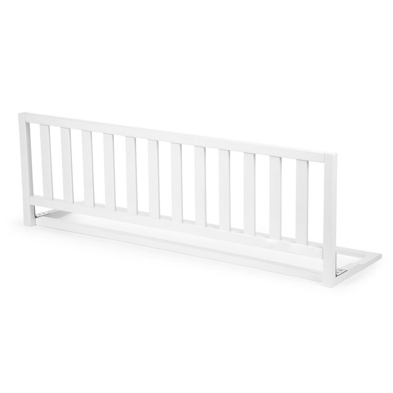 Drošības barjers gultai 120 сm CHILDHOME Bed Rail Beech white