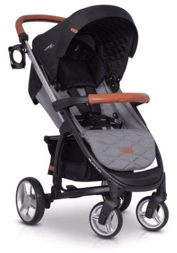 Easy Go Virage Ecco Anthracite Sporta rati