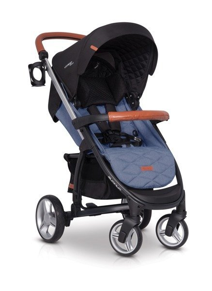 Easy Go Virage Ecco  Denim Sporta rati