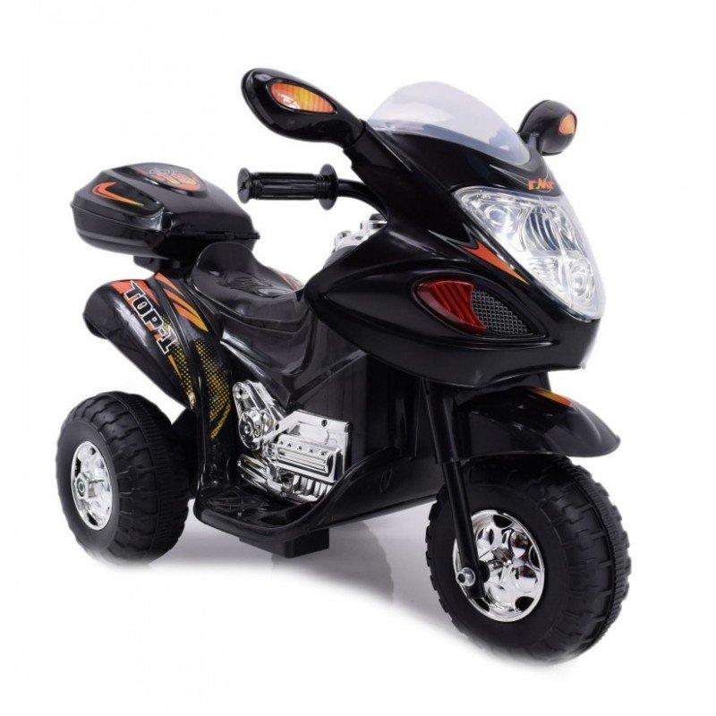 Elektriskais motocikls bērniem Black HL-238