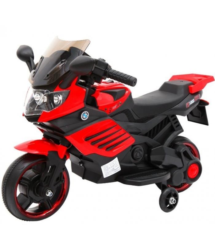 Elektriskais motocikls bērniem Black LQ158