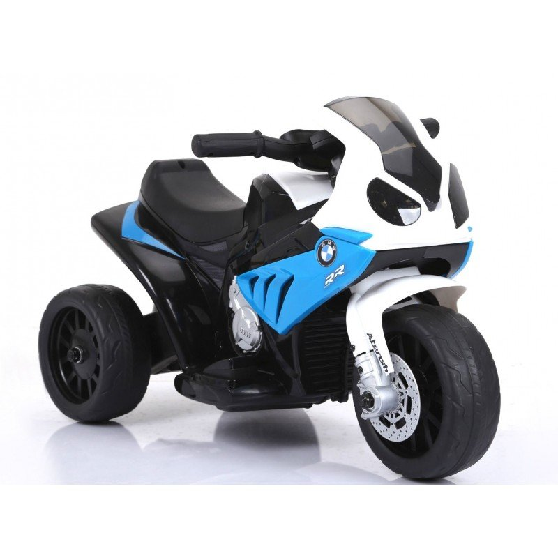 Elektriskais motocikls bērniem BMW S1000R blue JT5188 (WDJT5188)