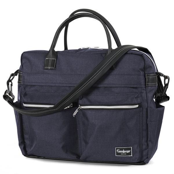 Emmaljunga Travel Lounge Navy ratiņu soma