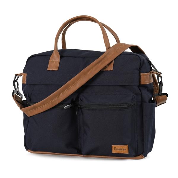 Emmaljunga Travel Outdoor Navy ratiņu soma