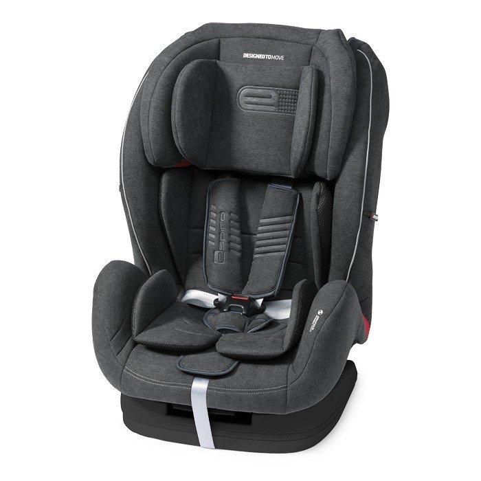 Espiro KAPPA 17/graphite Bērnu autosēdeklis 9-36 kg