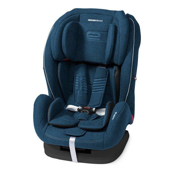 Espiro KAPPA NEW denim 03 Bērnu Autosēdeklis 9-36 kg