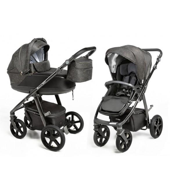 Espiro NEXT 400 GOLD RUSH Limited Edition Bērnu ratiņi 2 in 1