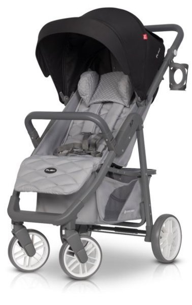 Euro-Cart Flex Anthracite Sporta rati