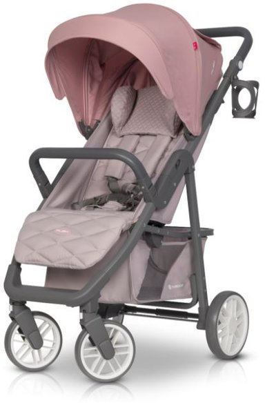 Euro-Cart Flex Powder Pink Sporta rati