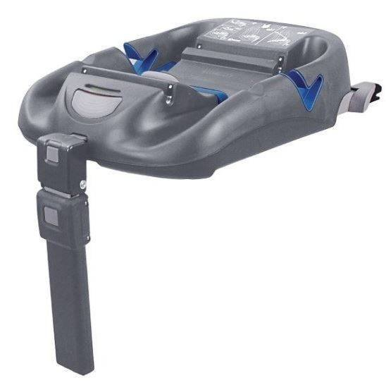 Euro-Cart Isofix base Grey Autokrēsliņa bāze