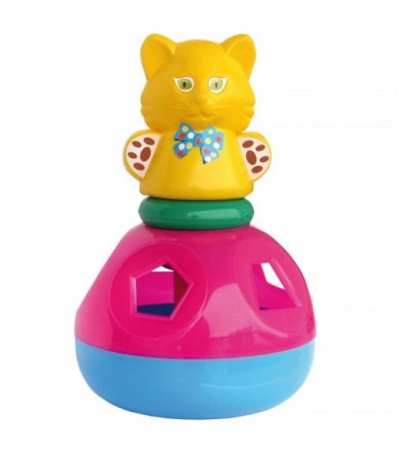 Figūru šķirotājs / sorteris Kaķis NINA 00028