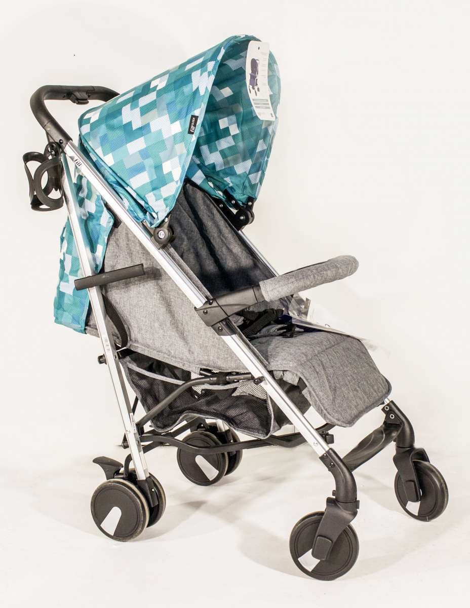 Fillikid Buggy Folder Pastaigu/sporta rati