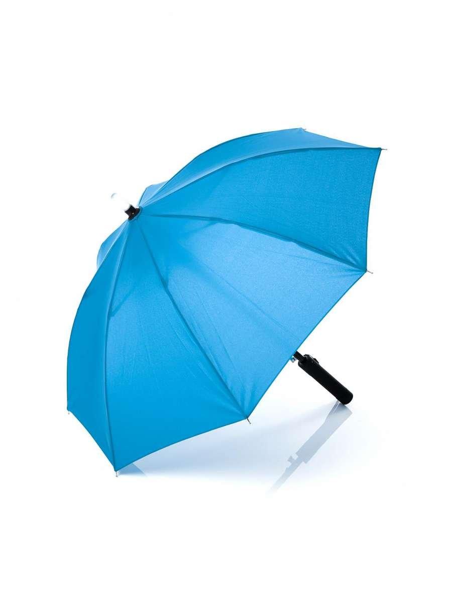 Fillikid Children's Umbrella Blue Bērnu Lietussargs ar iebūvētu LED zibspuldzi