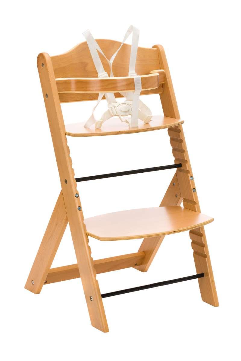 Fillikid Max Koka barošanas krēsls (krāsa - priede)