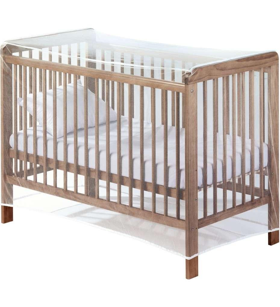 Fillikid Moskītu tīkls bērnu gultiņām (tumšā)