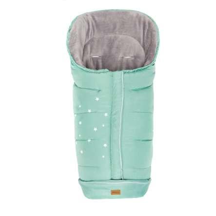 Fillikid Sleeping Bag Big Askja Mint Bērnu ziemas siltais guļammaiss 100x50 cm