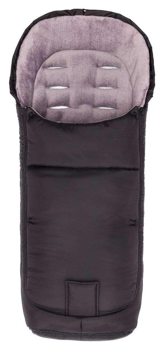 Fillikid Sleeping Bag Peak Black  Bērnu ziemas siltais guļammaiss 100x50 cm