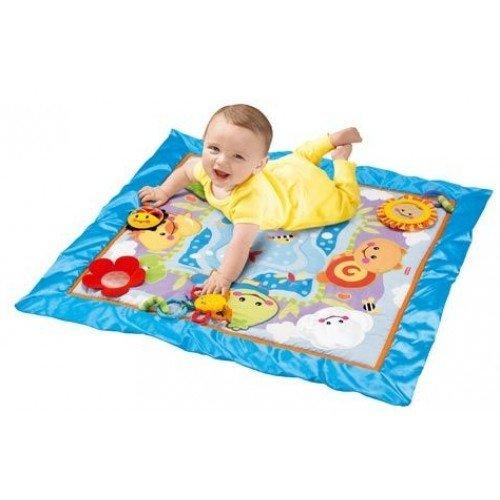 Fisher Price Discovery Play quilt M5605 Rotaļu paklājiņš
