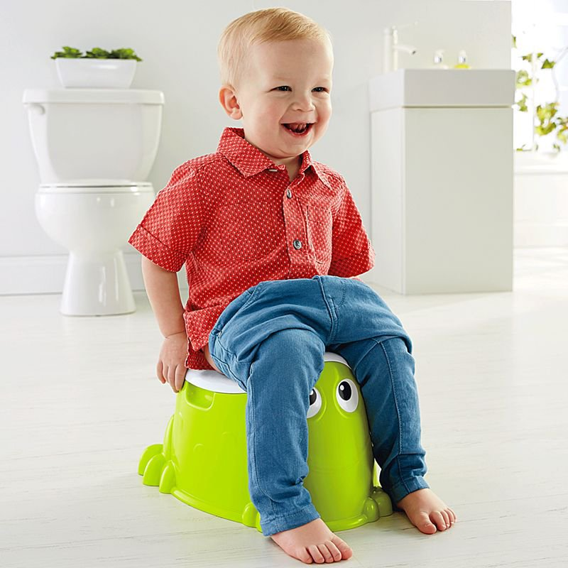 Fisher Price Froggy Potty DKH99 Bērnu podiņš