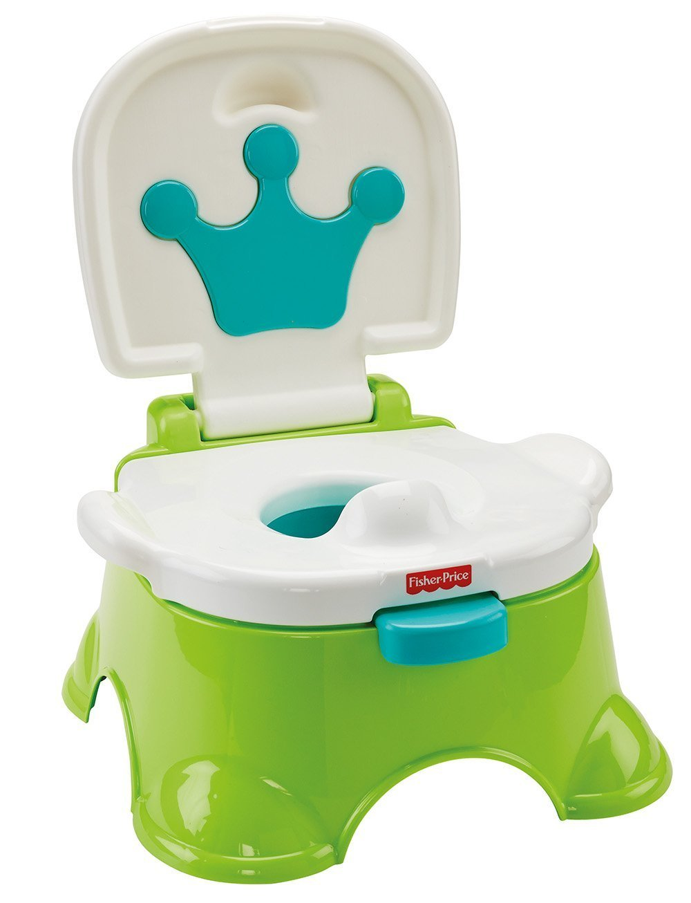 Fisher Price Royal Potty 3 in 1 DLT00 Bērnu podiņš muzikālais