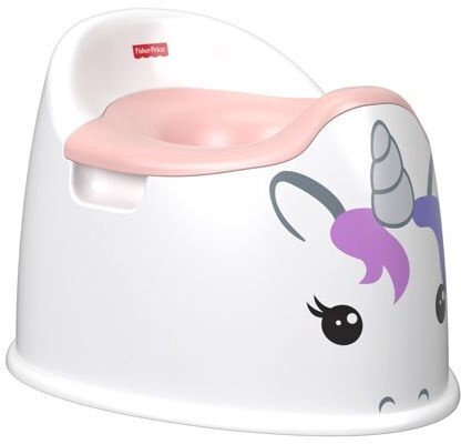 Fisher Price Unicorn Potty GCJ73 Bērnu podiņš