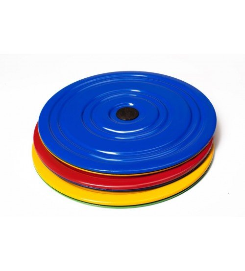Fitness disks no metāla Igora Blue-red