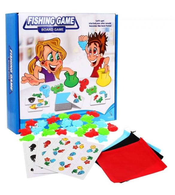 Galda spēle Atrodi zivtiņu 5096