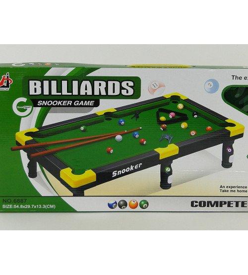 Galda spēle Biljards 54.8x29.7x13.3cm 502666