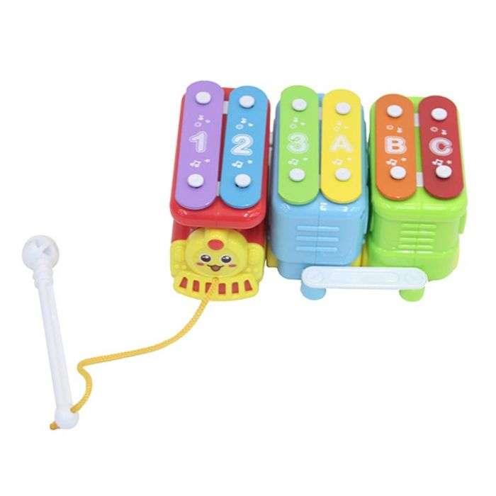 Gerardos Toys Ksilofona vilciens 2-1