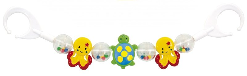 Grabuļi bērnu ratiņiem Canpol Turtles and octopussies 167