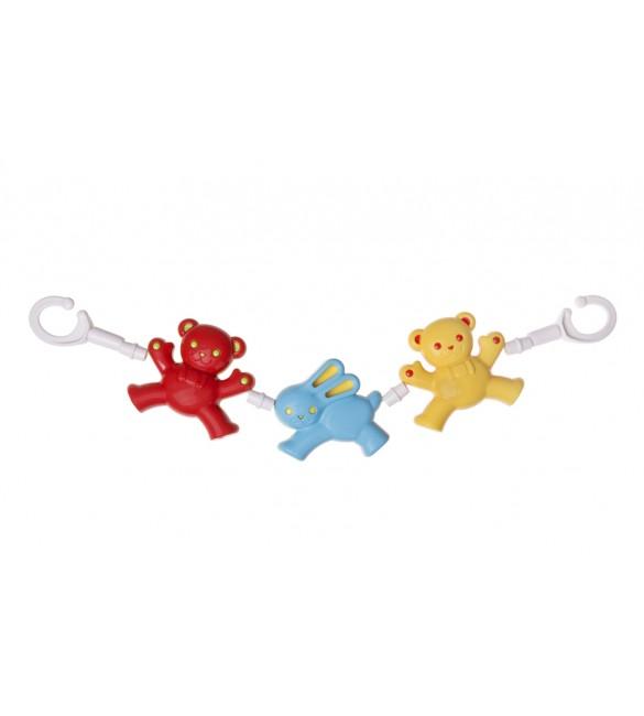 Grabuļi bērnu ratiņiem TULLO-050