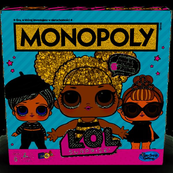 Hasbro LOL Surprise Monopoly Galda spēle