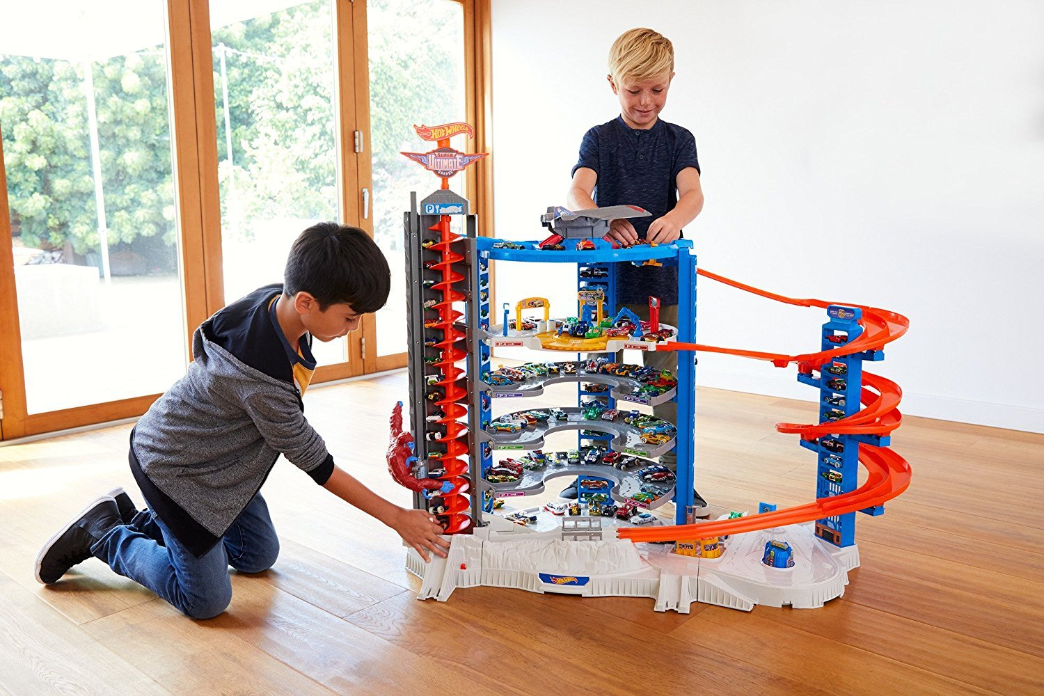 Hot Wheels Super Ultimate Garage Play Set FDF25