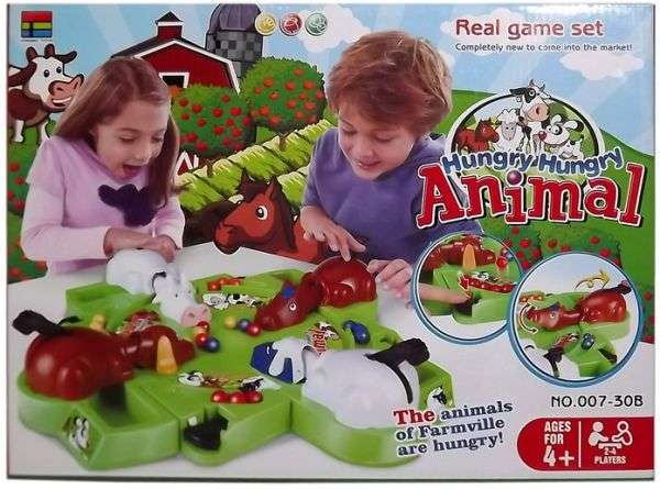 Hungry Animal Izsalcis dzīvnieks 4+