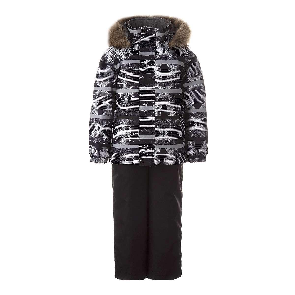 Huppa'18 Winter Silts ziemas termo kostīms jaka + bikses (92-134 cm)