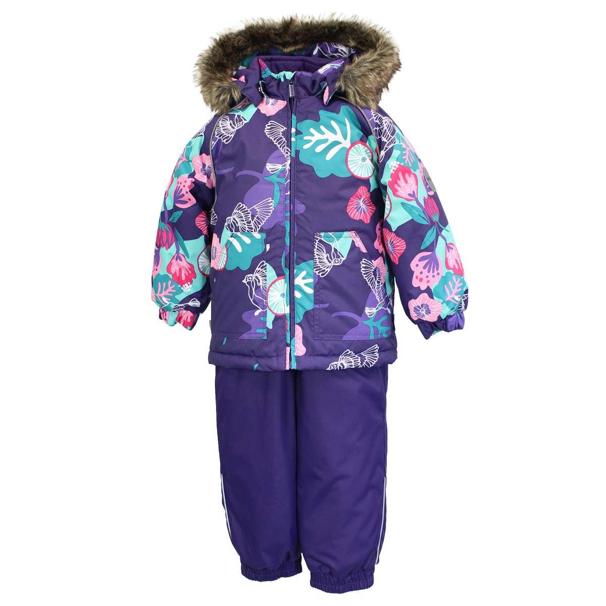 Huppa Avery Silts mazuļu ziemas termo kostīms jaka + bikses
