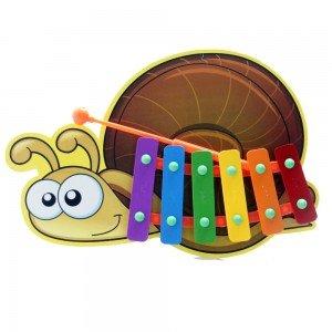 I-Toys Ksilofons Gliemezis