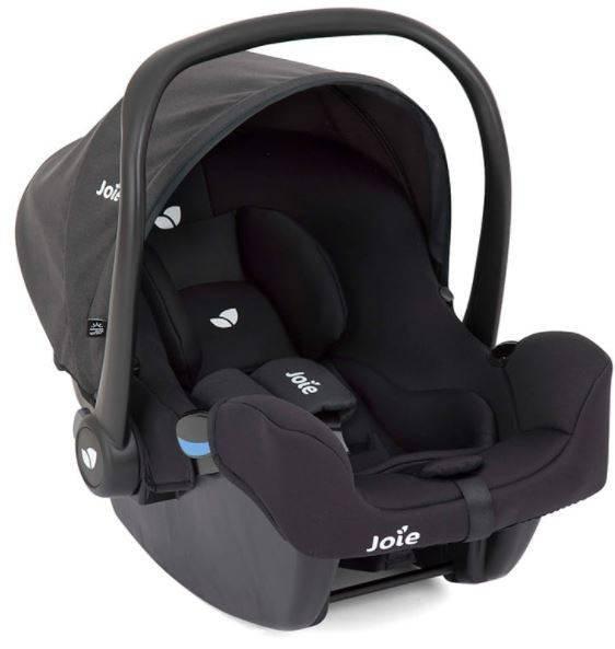 Joie I-Snug Coal Bērnu autosēdeklis 0-13 kg