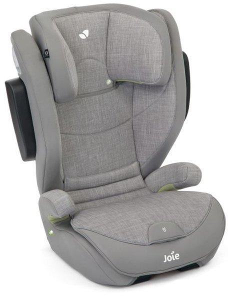 Joie I-Traver Grey flannel Bērnu autosēdeklis 15-36 kg