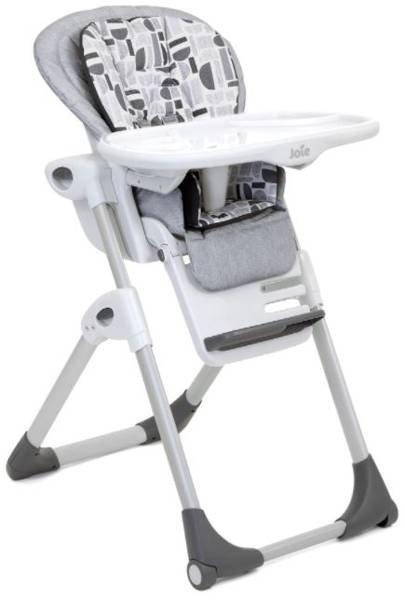 Joie Mimzy Snacker Logan Barošanas krēsliņš