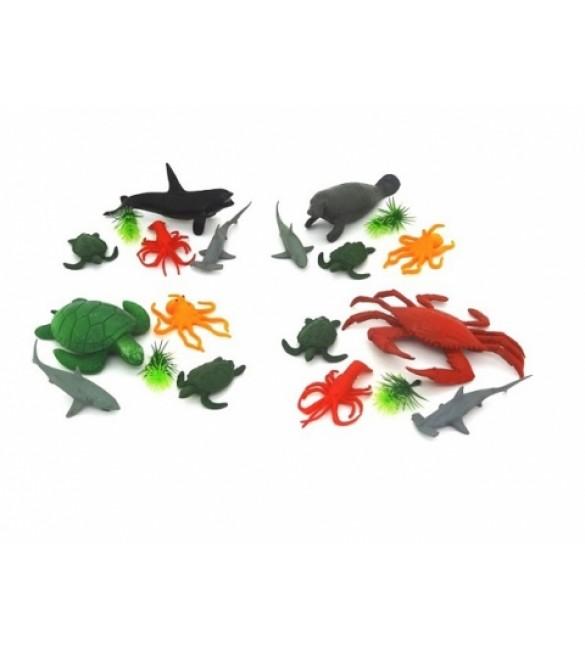 Jūras dzīvnieki: 4 gb. PIER ZR666F-14
