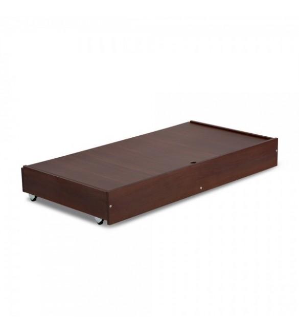 Kaste gultas veļai 120 x 60 Klups riekstu krāsas