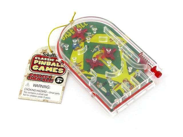 Kids Krafts Bērnu kabatas rotaļlieta - Pinball