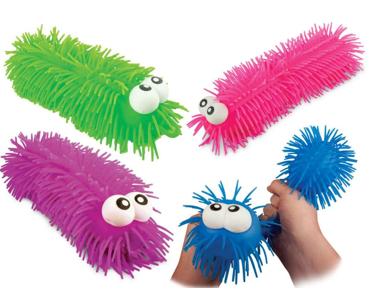Kids Krafts Bērnu rotaļlieta ezis daudzkrāsainais